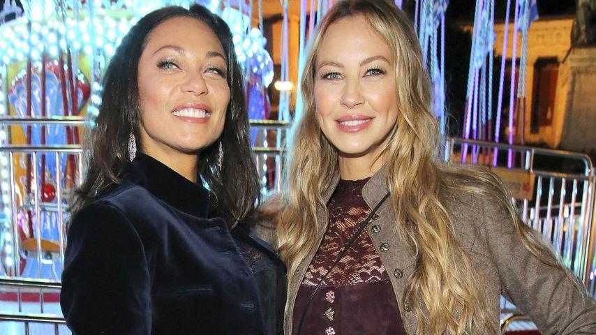 Lilly Becker und Alessandra Meyer-Wölden auf dem Oktoberfest 2019