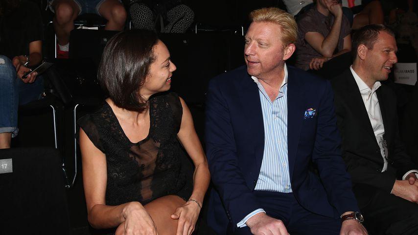 Lilly und Boris Becker 2013