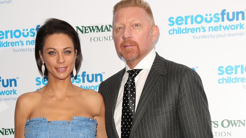 Lilly Becker und Boris Becker