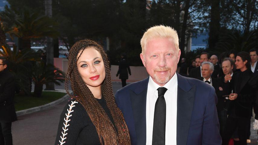 Liebeskummer wegen Boris: Lilly Becker sprach sich Mut zu!