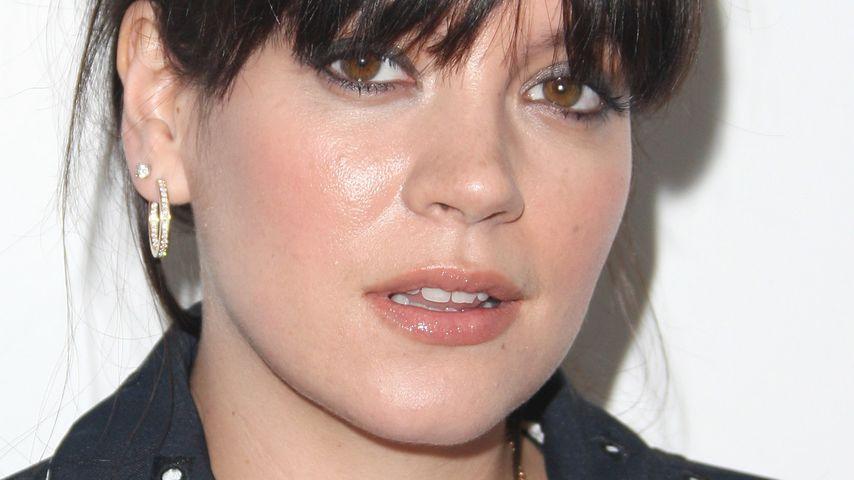 Nach Fehlgeburt: Lily Allen immer noch emotional