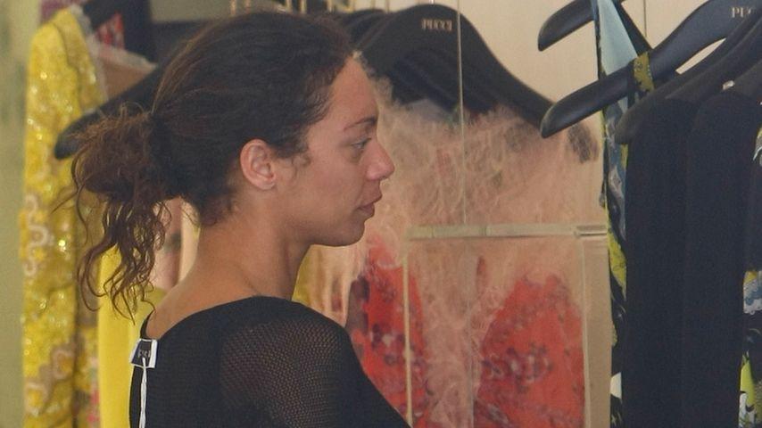 Lilly Becker shoppt sich schön in Cannes
