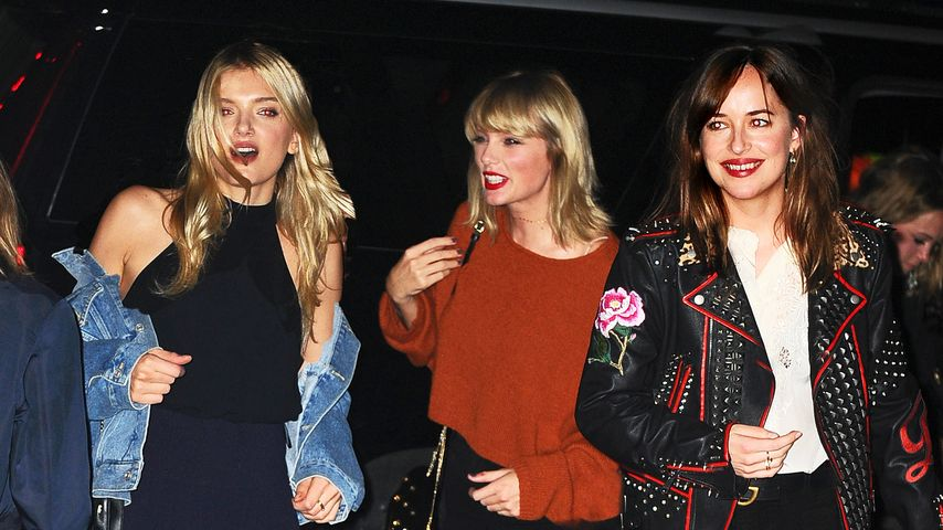 Mädels-Party-Nacht in NYC: Taylor Swifts neuer Mega-Squad!