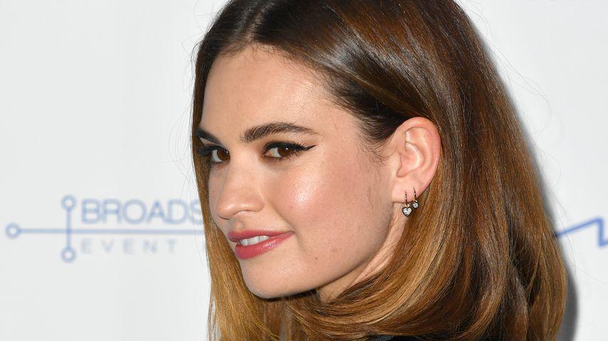 Lily James, Schauspielerin