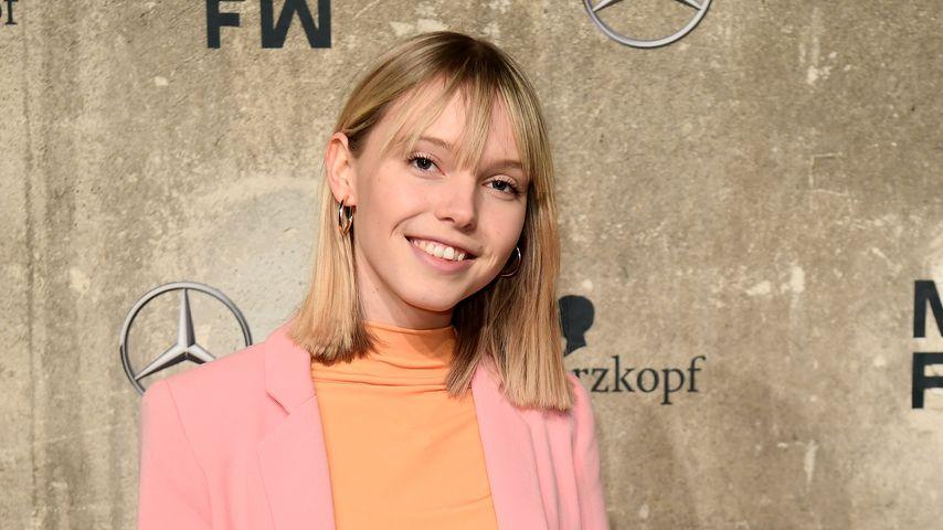 Lina Larissa Strahl bei der Berlin Fashion Week 2020