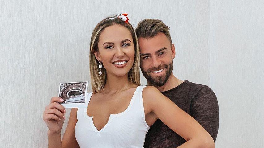 Schwanger-Glück: Bachelor-Girl Lina postet Ultraschallbild