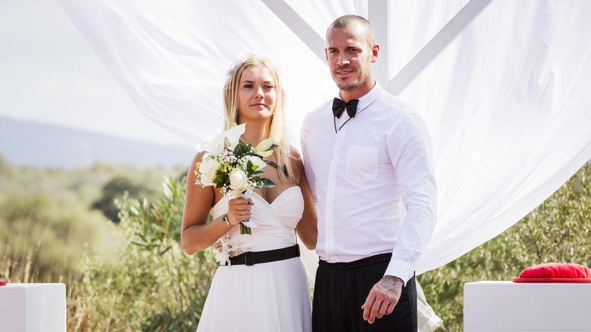 """Lina Schrader und Roman Raamo bei """"Love Island"""" 2019"""