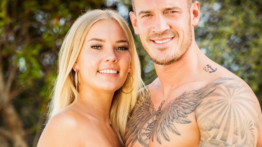"""Lina und Roman, """"Love Island""""-Finalisten 2019"""