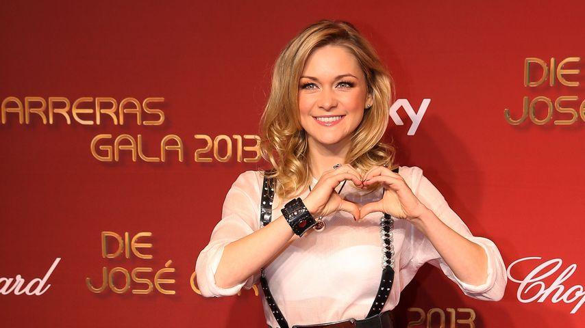 Linda Hesse bei der Jose Carreras Gala 2013