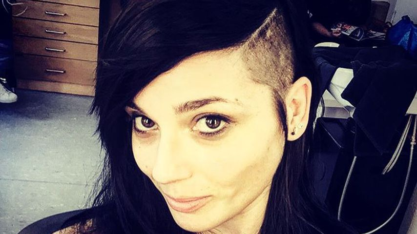 Neuer Punk-Look: GZSZ-Anni trägt jetzt Sidecut!