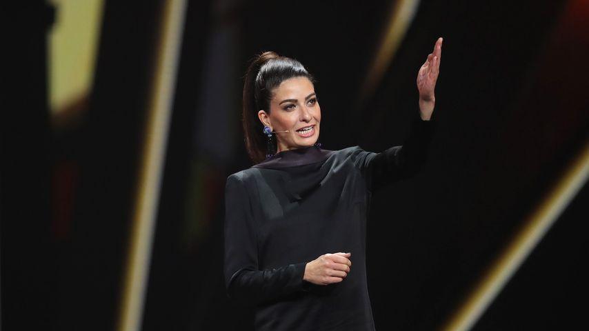 Linda Zervakis bei den Bambi Awards 2019