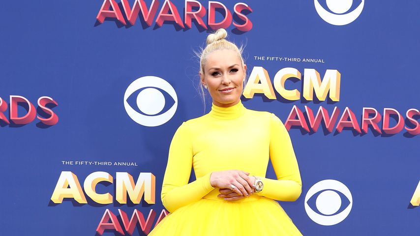 Lindsey Vonn bei den Country Music Awards 2018