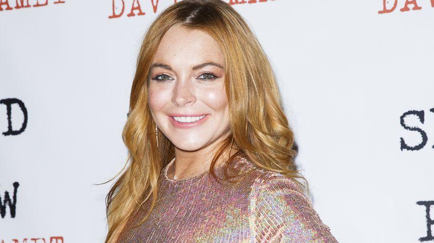 Ausgerechnet! Das ist Lindsay Lohans neuer Job
