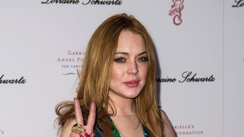 "Nach ""The Masked Singer"": Lindsay Lohan danach im Dschungel?"