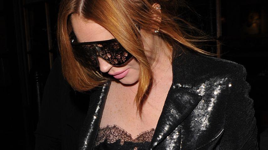 Theater-Tragödie: Lindsay Lohan versagte kläglich