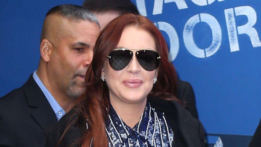 Lindsay Lohan im Januar 2019