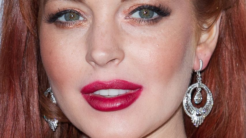 Lindsay Lohan: Keine wilde Party an Silvester