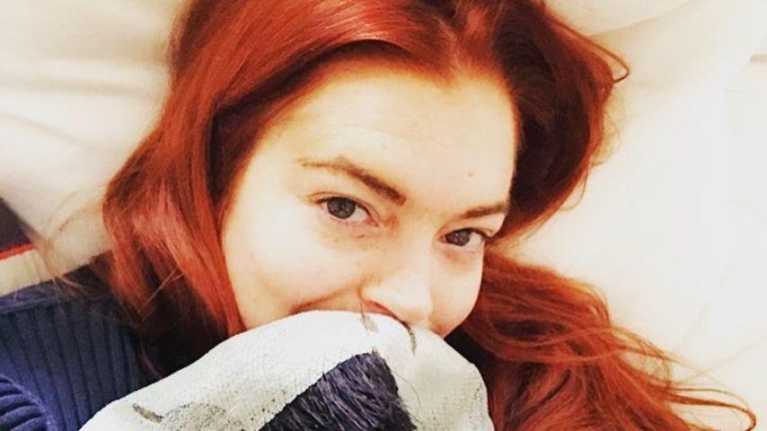 Lindsay im Arielle-Look: Ergattert sie jetzt die Nixenrolle?