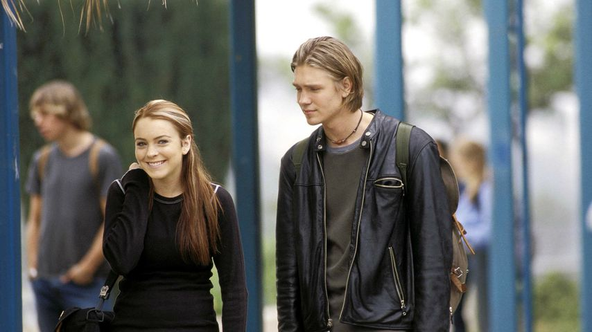 """Lindsay Lohan und Chad Michael Murray in """"Freaky Friday"""""""