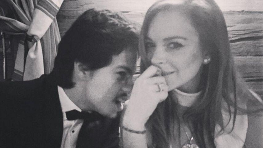 Neue Liebe: Lindsay Lohan liebt diesen jungen Russen