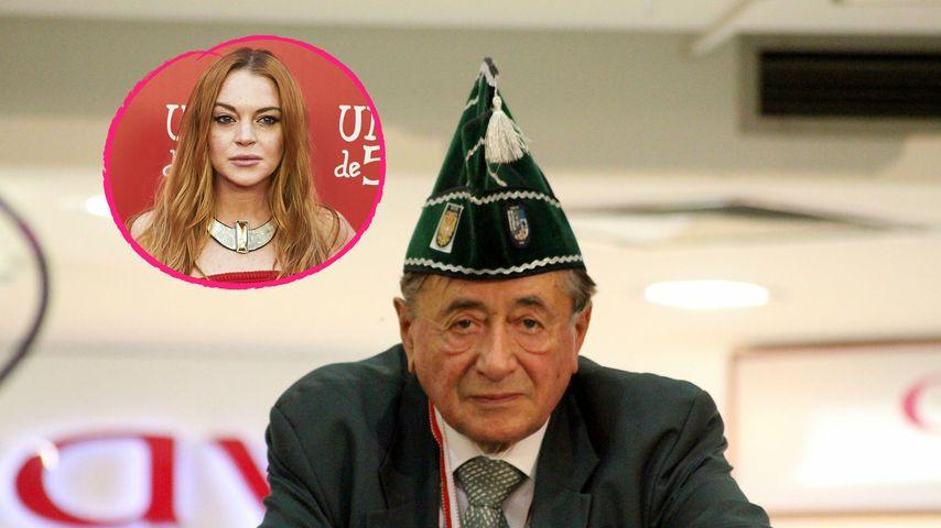 Dumm gelaufen: Lindsay Lohan muss Baulöwe 177.000 € zahlen