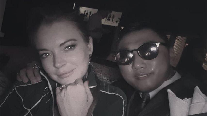 Lindsay Lohan und Ye-Yong Ha