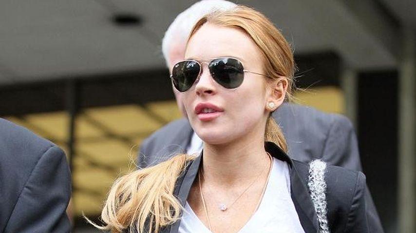 Lindsay Lohan von Stalker bedroht!