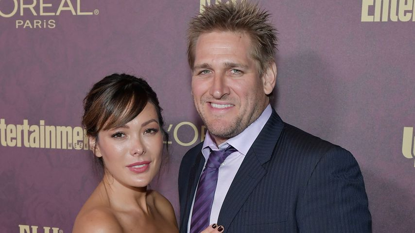 Lindsay Price und Curtis Stone bei einer Pre-Emmy-Party, September 2018