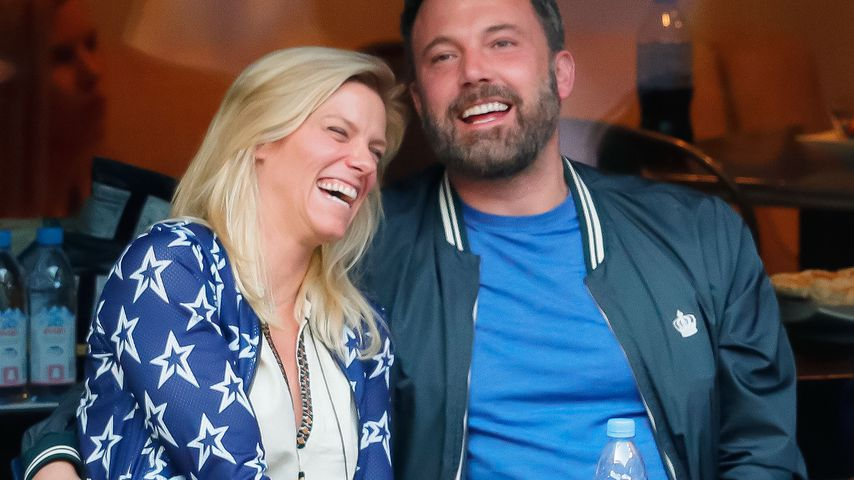 Ben Affleck & Lindsay Shookus: Sie leben bereits zusammen!