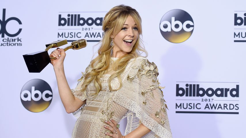 Lindsey Stirling bei den Billboard Music Awards 2017