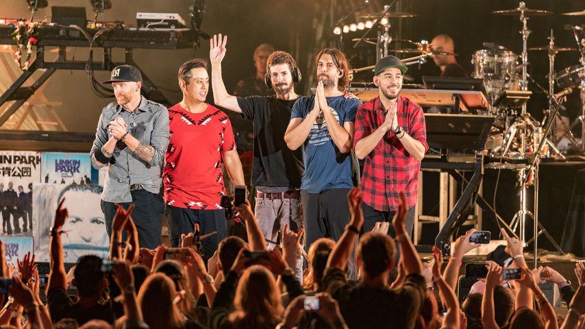 Linkin Park, Oktober 2017