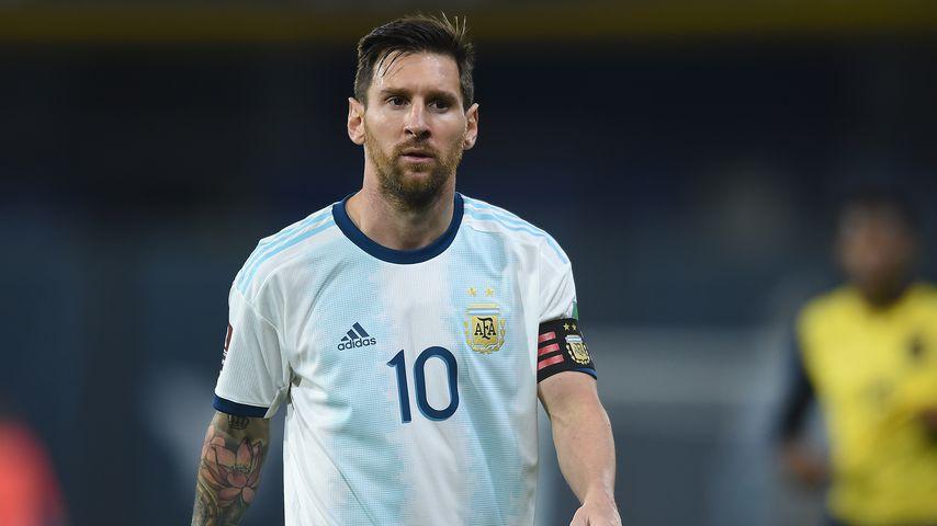 Lionel Messi, Fußballer