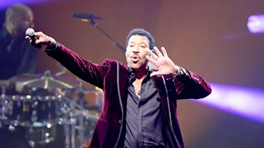 Lionel Richie bei einem Auftritt im März 2019