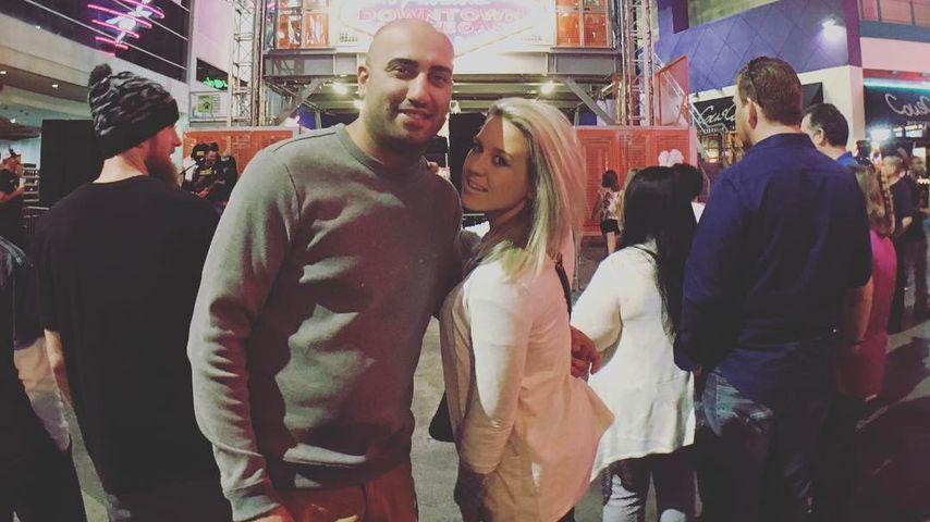 Lisa Bund und ihr Freund Sharia