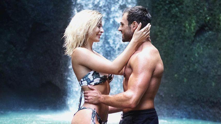 Lisa G. und ihr Freund Durmus Kizilkaya