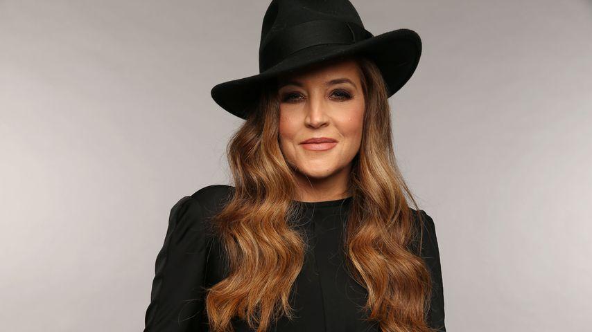 Nach zehn Ehejahren: Lisa Marie Presleys Scheidung ist durch