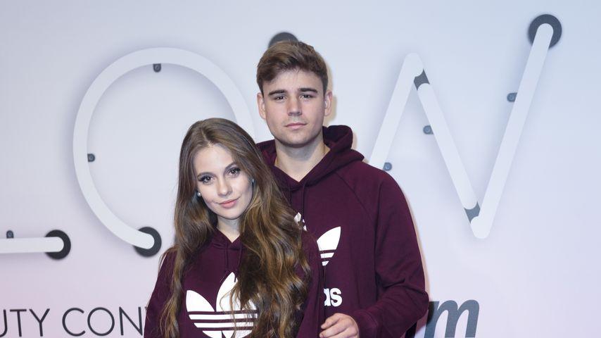 Lisa-Marie Schiffner und Moritz Garth, Social-Media-Stars