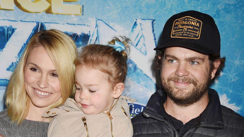 Lisa und Jack Osbourne mit Töchterchen Pearl