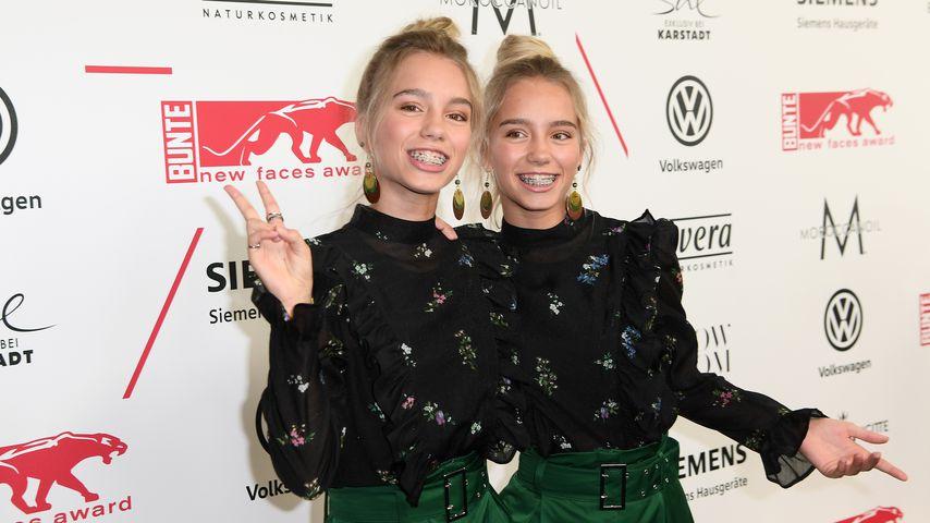 """Nach Generalprobe: Lisa und Lena freuen sich auf """"The Dome""""!"""