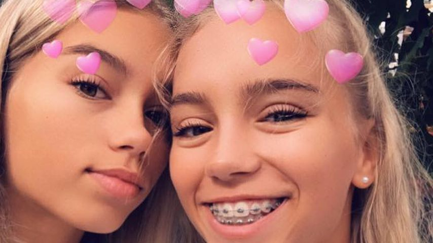 Lisa und Lena, Netz-Stars