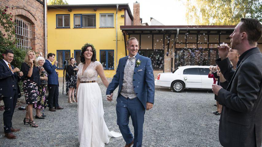 """""""Hochzeit auf ersten Blick""""-Paar rechnete mit Honeymoon-Zoff"""