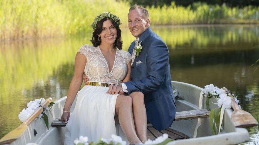 """Lisa und Michael bei """"Hochzeit auf den ersten Blick"""""""