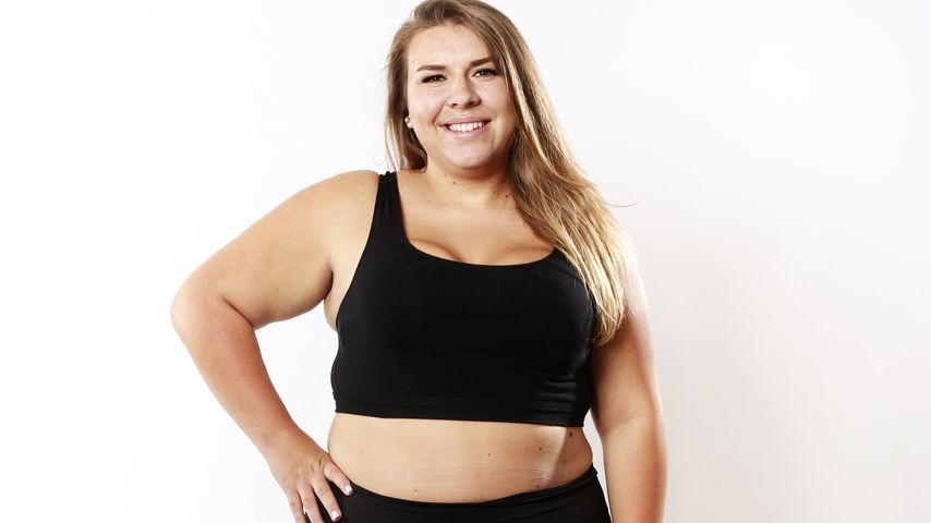 "Lisa, Kandidatin bei ""The Biggest Loser"" 2018"