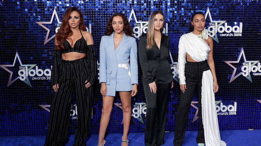 Little Mix bei The Global Awards 2018 in London