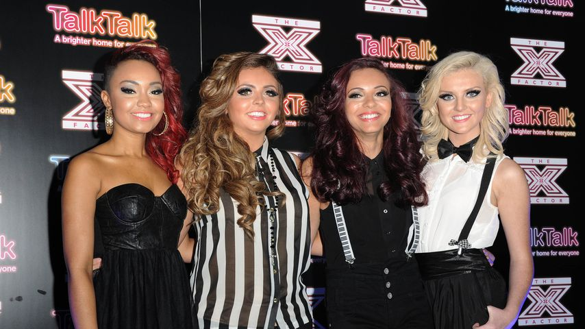 "Little Mix beim ""X Factor""-Halbfinale 2011"