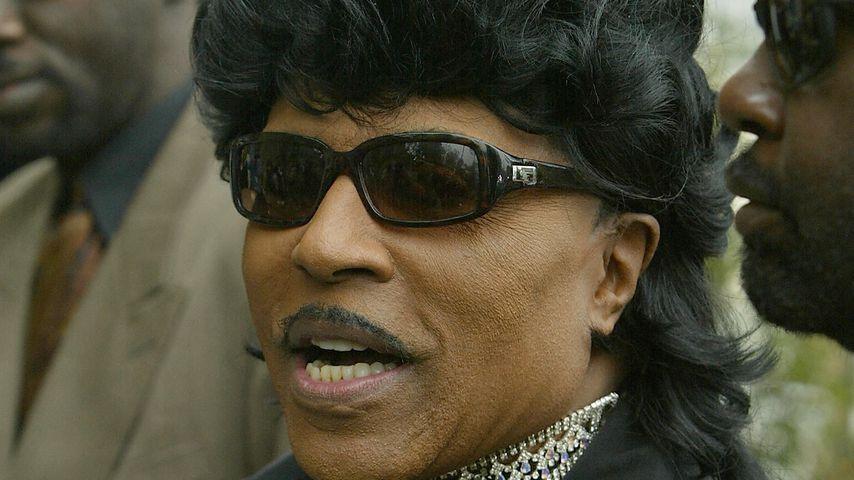 Little Richard im Juni 2004