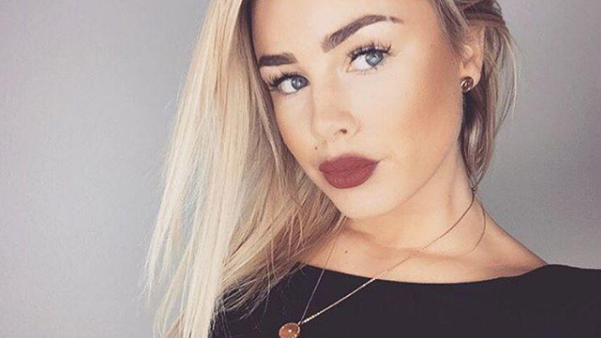Liz Kaeber - ein typisches Selfie