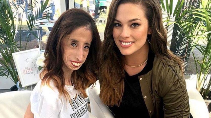 Lizzie & Plussize-Star Ashley: Früher gemobbt, heute geliebt