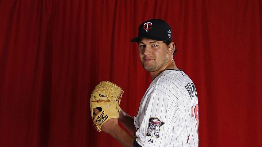 Größter Baseballspieler der Welt Loek van Mil (34) ist tot