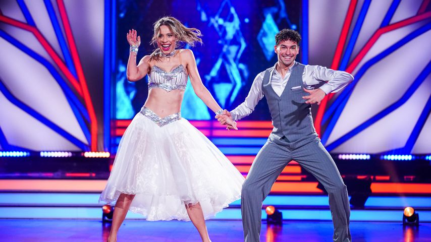 "Loiza Lamers und Andrzej Cibis bei ""Let's Dance"""